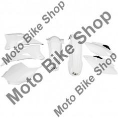 MBS Kit plastice Yamaha YZF250-450 2006/2009, alb, Cod Produs: YAKIT305046 - Carene moto