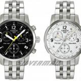 Ceas barbatesc Tissot PRC200 Clasic, Lux - sport, Quartz, Inox, Cronograf