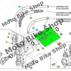 MBS Injector aer Aprilia SR Ditech LC, Cod Produs: AP3AGA000137PI - Piese injectie Moto