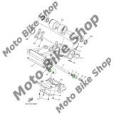 MBS Semering 34x41x8 bascula Yamaha TT600, Cod Produs: 931083500400YA