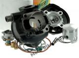 MBS Set motor+chiuloasa Aprilia/Minarelli/Yamaha LC orizontal D.47 TOP, Cod Produs: 9909430