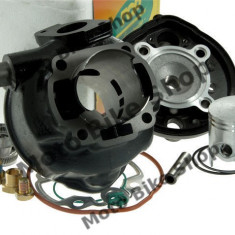 MBS Set motor+chiuloasa Aprilia/Minarelli/Yamaha LC orizontal D.47 TOP, Cod Produs: 9909430 - Motor complet Moto
