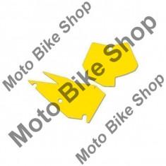 MBS Set abtibilde pentru numere start KXF450/06-08, galben, Cod Produs: BB341340AU - Stikere Moto