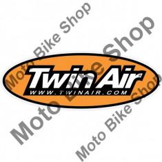 MBS Abtibild Twin Air oval 100X400MM, Cod Produs: 10112438PE - Stikere Moto
