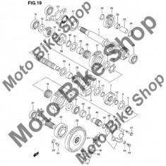 MBS Bucsa transmisie 2000 Suzuki QuadMaster (LT-A500F) #5, Cod Produs: 2931509F51SU - Cutie viteze Moto