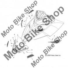 MBS Grila capota Polaris 800 Switchback/ES 2010 #13, Cod Produs: 5438143070PL