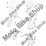 MBS Bucsa 6X11X16X5 MM KTM 125 EXC CHAMPION EDITION 2010 #25, Cod Produs: 50308052000KT