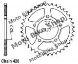 MBS Pinion spate Z47 420 Aprilia RS50 LC, Cod Produs: 7276108MA