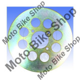 MBS Disc frana spate EBC Yamaha YFZ 350 A Banshee 3B5M 3GG 2011- 2012, Cod Produs: 7608979MA