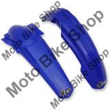 MBS Set aripa fata + spate Yamaha YZF250-450 2006/2009, alb, Cod Produs: YAFK305046