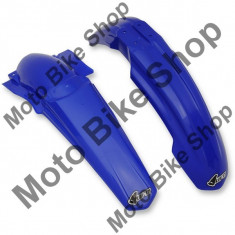 MBS Set aripa fata + spate Yamaha YZF250-450 2006/2009, alb, Cod Produs: YAFK305046 - Carene moto