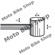 MBS Cablu frana /ambreiaj + teaca 2000 x 1, 5 mm, Cod Produs: 7313620MA - Accesorii Cabluri Moto