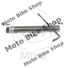 MBS Cheie bujii 16/21mm /lungime 200mm, Cod Produs: 7220817MA