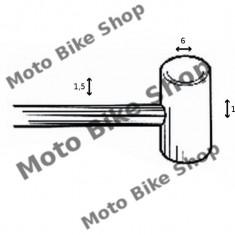 MBS Cablu frana /ambreiaj 1600 x 1, 50 mm, Cod Produs: 7313562MA - Accesorii Cabluri Moto