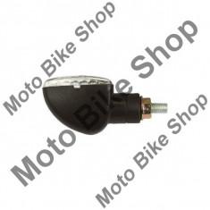 MBS Mini semnalizare led Spear, brat scurt, Cod Produs: INDLED19AU - Semnalizare Moto