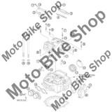 MBS Garnitura capac culbutori KTM 250 EXC FACTORY Europe 2005 #4, Cod Produs: 58036053000KT