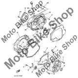 MBS Garnitura capac ambreiaj 1984 Yamaha Tri-Moto (YTM200L) #21, Cod Produs: 4BD154630100YA