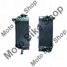 MBS Radiator aluminiu Irod, stanga, Honda CRF450/2015, Cod Produs: MD8168AU - Radiator racire Moto