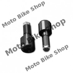 MBS Capeti ghidon Al., negre MCL203S, Cod Produs: 7651847MA - Capat ghidon Moto