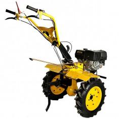 PROGARDEN Motosapa, HS 1100D, 13CP, benzina - Motocultor