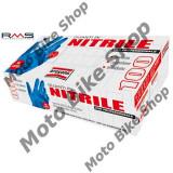 MBS Manusi NITRILE TG.,100 buc,L, Cod Produs: 267200240RM