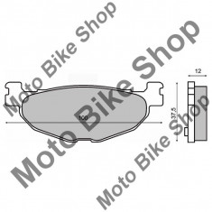 MBS Placute frana sinter Yamaha Xp 500 T-Max spate, Cod Produs: 225100803RM