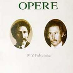 Marin Sorescu, Opere, Vol. 4-5 - Publicistica