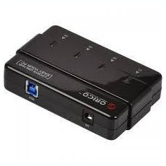 Orico Orico H4928-U3 H4928-U3-EU-BK, USB 3.0, Hub, negru - Hub USB