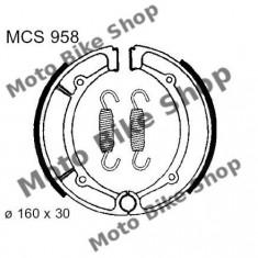 MBS Set saboti frana spate Yamaha XS400, YFM400/600, Yamaha 250 Majesty, Cod Produs: 7860448MA - Saboti frana Moto
