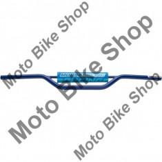 MBS Ghidon fier Moose Racing, L.815mm, D.22mm, albastru, Cod Produs: 06011789PE - Ghidon Moto