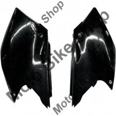 MBS Laterale spate Kawasaki KXF250 '04-'5 negre, Cod Produs: KA03755001 - Carene moto