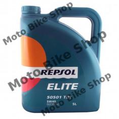 MBS Ulei Repsol Elite 5051 TDI 5W40 5L, Cod Produs: 851155 - Ulei motor Moto