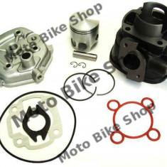 MBS Set motor+chiuloasa Aprilia/Minarelli/Yamaha LC orizontal D.47, Cod Produs: 56092OL - Motor complet Moto