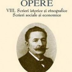 Ioan Slavici, Opere, Vol. 8
