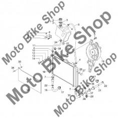 MBS Senzor temperatura Gilera Nexus 125 E3 2007-2008 #29, Cod Produs: 584715PI - Senzor temperatura apa Moto