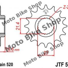 MBS Pinion fata Z14 520 Yamaha XT/TT, MZ/MUZ, Cod Produs: 7261589MA - Pinioane transmisie Moto