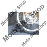 MBS Suport roata fata DRC, latime maxima roata 130mm, negru, Cod Produs: DF3651014AU - Cric Central Moto