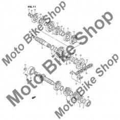 MBS Pinion (NT:22) a 4-a 1989 Suzuki RMX250 #4, Cod Produs: 2424105D01SU - Cutie viteze Moto