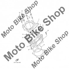 MBS Garnitura chiuloasa 2001 Yamaha 660R RAPTOR (YFM660RN) #1, Cod Produs: 3YF111810000YA - Set garnituri motor Moto