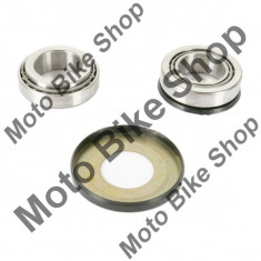 MBS Kit rulmenti ghidon Suzuki RM 125 2006-2007, Cod Produs: PWSSKS09421VP - Kit rulmenti ghidon Moto