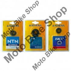 MBS Kit rulmenti ambielaj + semeringuri Minarelli/Yamaha orizontal, Cod Produs: 09210208PE - Kit rulmenti Moto