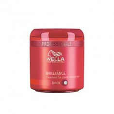 Wella Brilliance for Thick Hair - Sampon