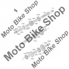 MBS Pinion cutie viteze 20T 2004 Kawasaki Bayou 300 4X4 (KLF300-C16) #13129G, Cod Produs: 131291687KA - Cutie viteze Moto