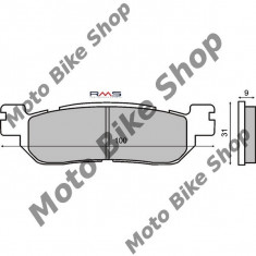 MBS Placute frana Yamaha Majesty 250 '99, Cod Produs: 225102660RM - Piese electronice Moto