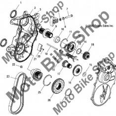 MBS Pinion marsarier snowmobil Polaris 18dinti FST Turbo Classic #17, Cod Produs: 1332385PL