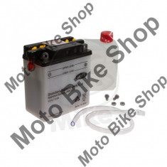 MBS Baterie moto + electrolit 12V3Ah YB3L-A JMT, Cod Produs: 7073067MA