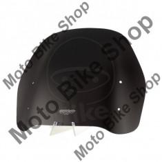 MBS Parbriz Aprilia Classic 125 MF000 1995- 1997, negru, fara kit de prindere, Cod Produs: 7741473MA - Parbriz moto