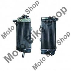 MBS Radiator aluminiu Irod, stanga, Kawasaki KXF250/06-08, Cod Produs: MD8009AU - Radiator racire Moto