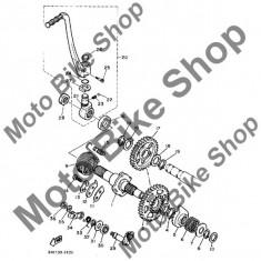 MBS Dop 1984 Yamaha TT600L #26, Cod Produs: 903381806400YA - Rac pornire moto