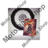 MBS Kit rulmenti roata spate Yamaha YZ125+250/99- YZF/99-08 WRF/99-03, Cod Produs: RWKY08AU